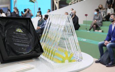 Los Premios Edelweiss 2020 ya tienen ganadores